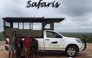 Child friendly safaris