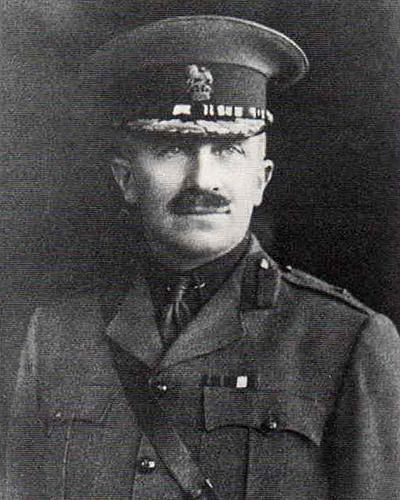James Stevenson Hamilton